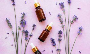 Lavendel anti-muggen