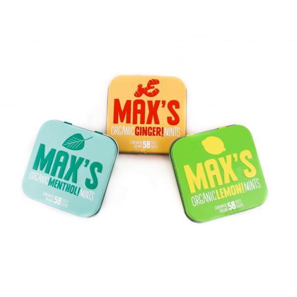 Organic mints