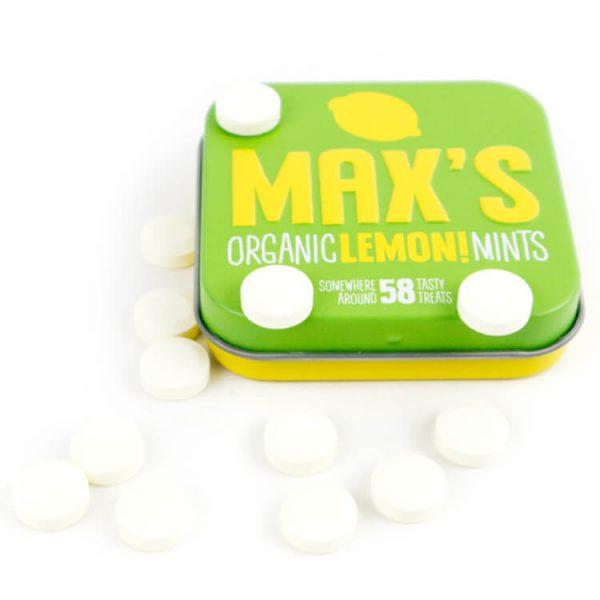Max mintjes vegan kopen lemon
