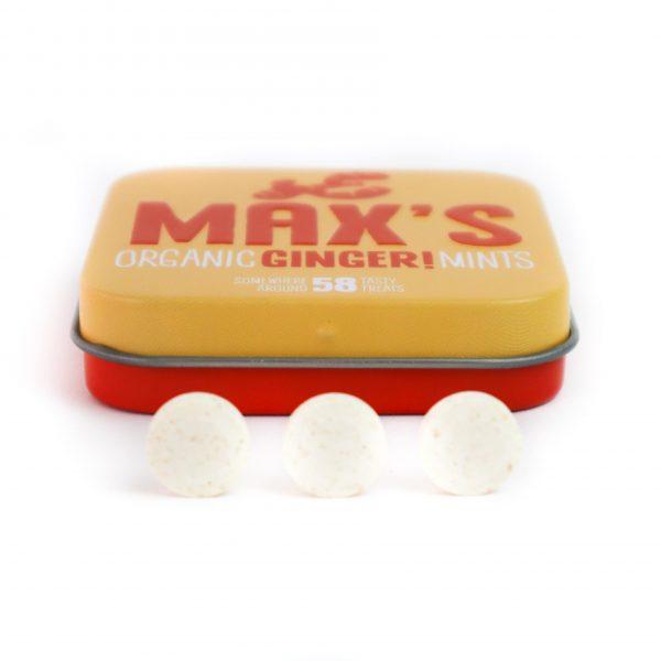 organic max mints