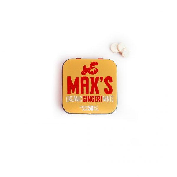 max mints ginger 2 klein