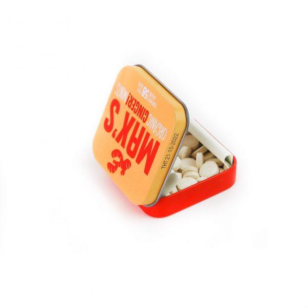 max mints ginger 3 klein