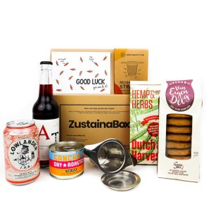 Duurzame borrelbox