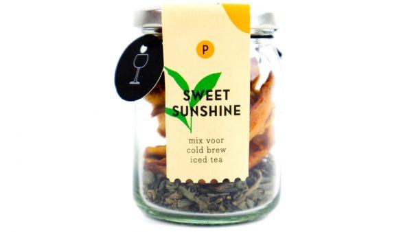 plasticvrij eigen ice tea maken pineut