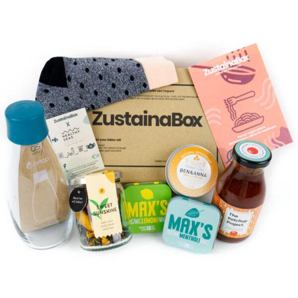 zero waste producten ontdekken ZustainaBox regular kopen