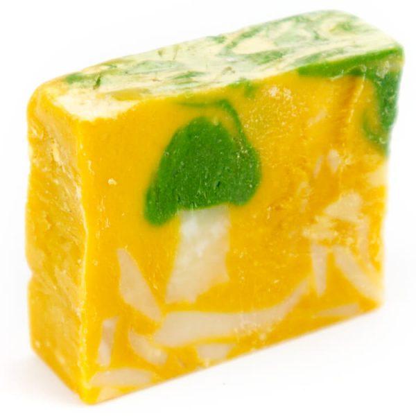 Zerowaste soap bar ginger handgemaakt