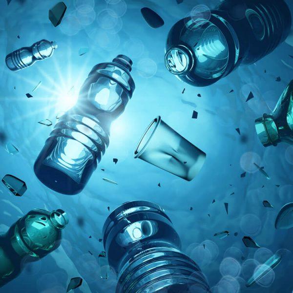 duurzame waterfles van Retap