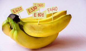 e-nummers banaan