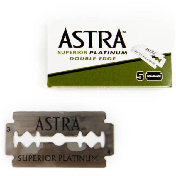 eco scheermesje platinum astra kopen