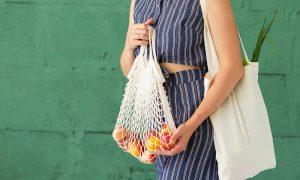 plasticvrij leven herbruikbaar nettasje