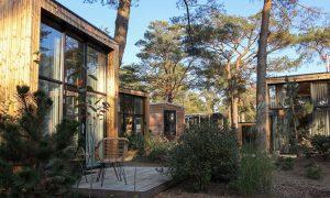 tiny house als vakantiewoning