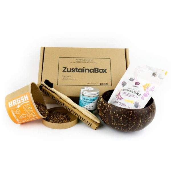 Heidi's Box Regular plasticvrije producten ontdekken