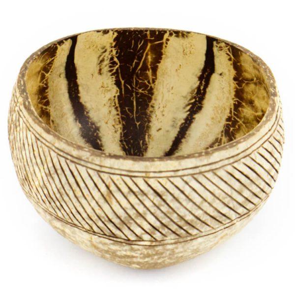 coconut bowl kopen handgemaakt design