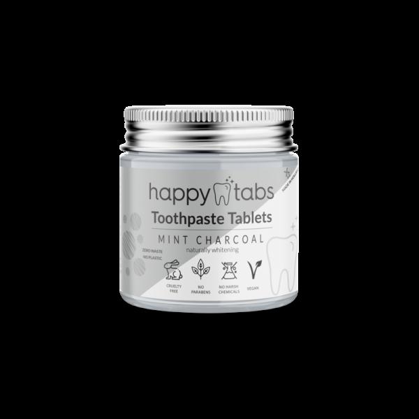 Happy-tabs-Charcoal-geen-fluoride