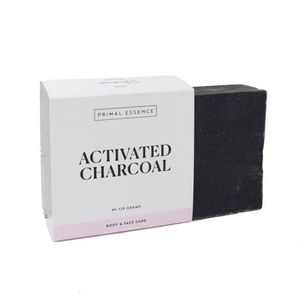 primal duurzame zeep activated charcoal 1 LR