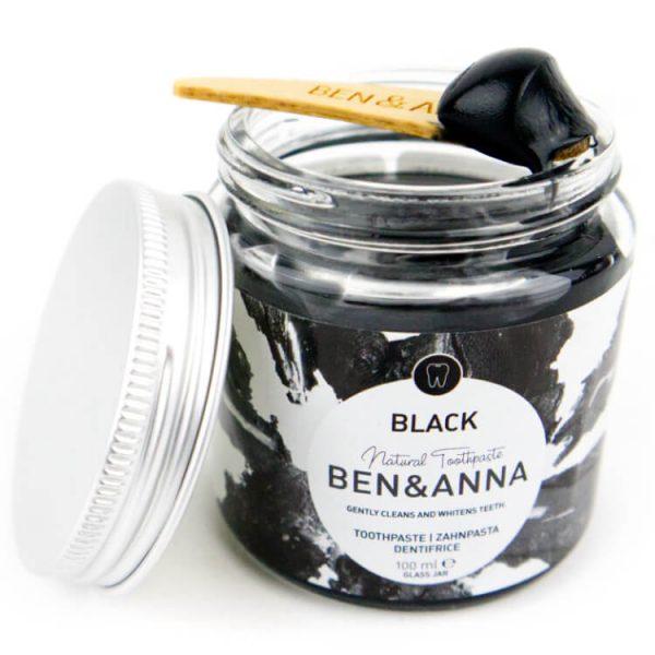 zwarte tandpasta goed voor tanden eco