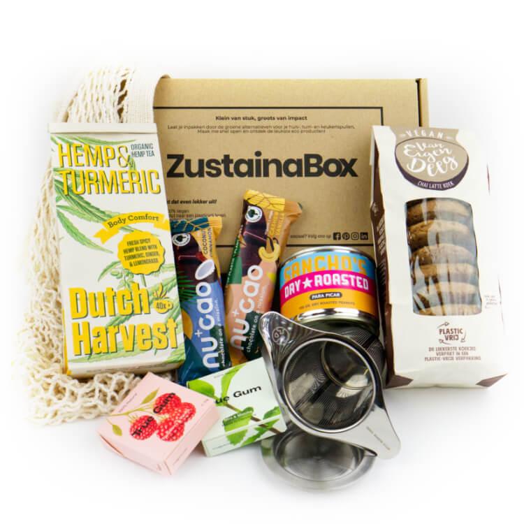 Thuiswerkovereenkomst corona cadeau pakket thuiswerken