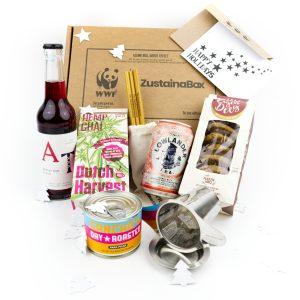 WWF Groene KerstBox (duurzaam) - Zustainabox