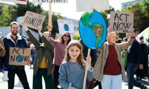 protest duurzaamheid