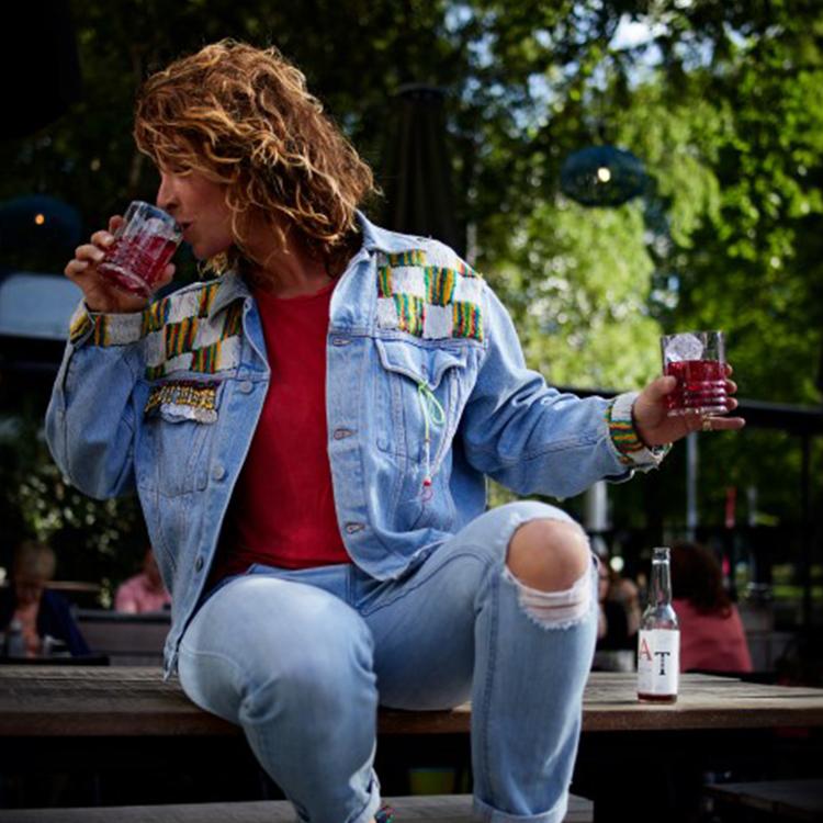 vegan wijncocktail Amsterdam Tinto