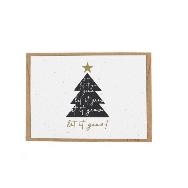 Kerstboom-kaart-bloeizaadjes