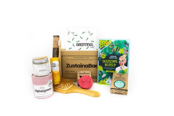 De ZustainaBox van Janouk Kelderman