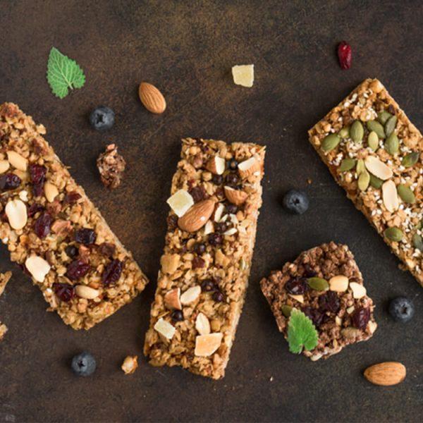 gezonde vegan snacks MAKE MY BAR