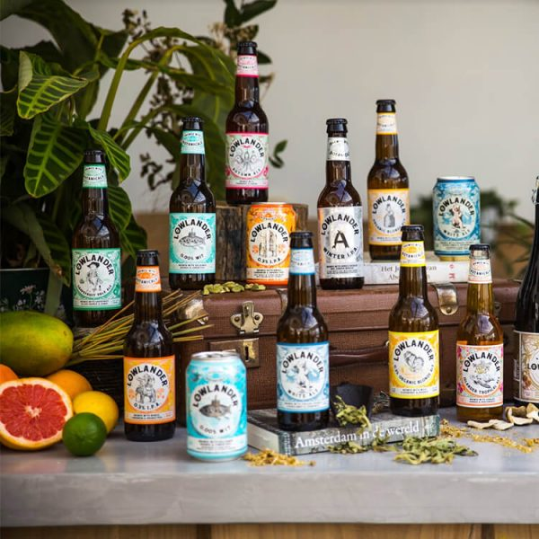 botanische bieren Lowlander
