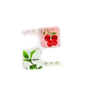 plasticvrije kauwgom True Gum