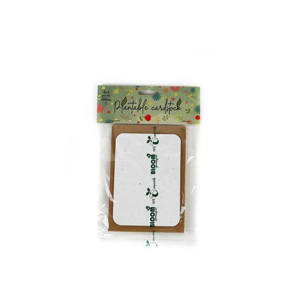 DIY kaarten BLOOM your message