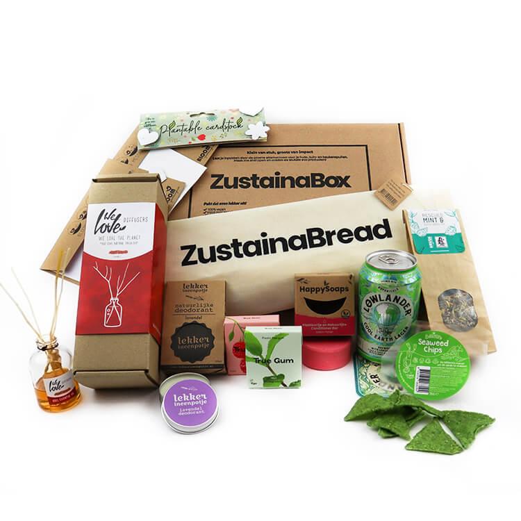Queriens Box Compleet duurzame producten ontdekken