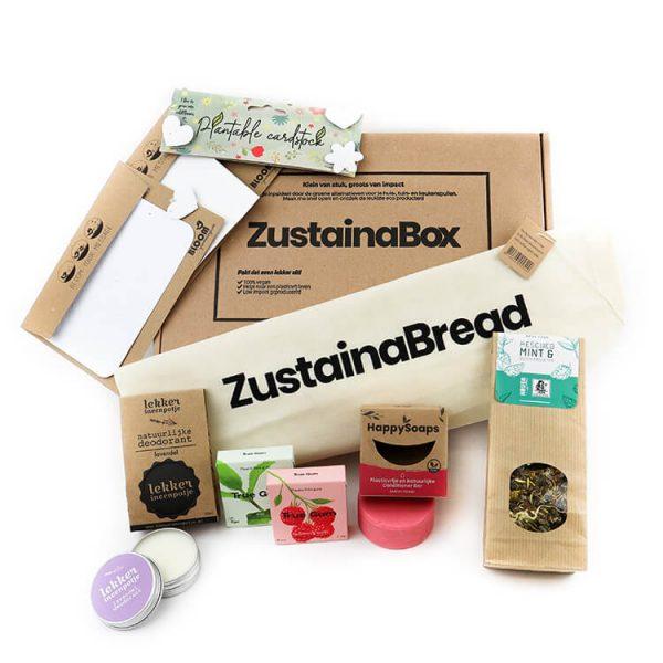 Queriens Regular Box duurzame producten ontdekken