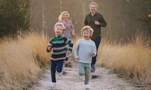 boek over duurzaamheid - Sustainable Family