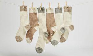 duurzame sokken eco loungekleding