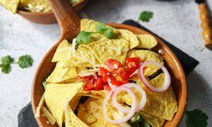 nacho's vegan snack recepten