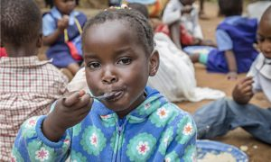 Iets goeds doen met Kerst - Save the Children