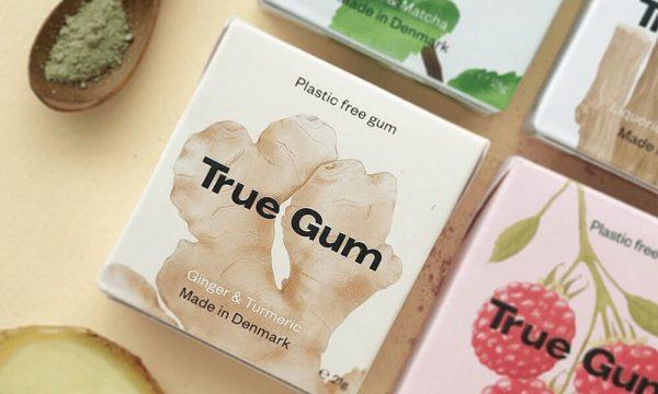 True Gum plasticvrije kauwgom smaken
