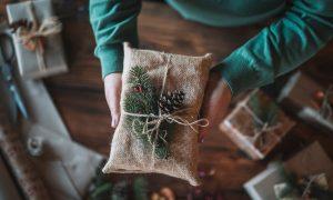 duurzame kerstcadeaus inpakken