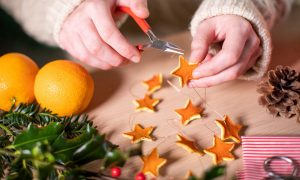 eco kerstversiering maken