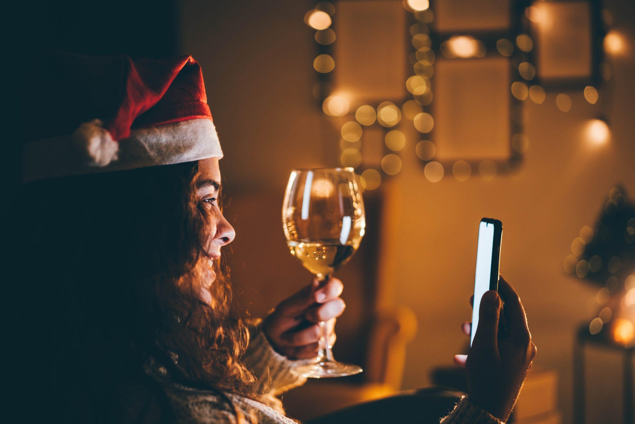 online kerstborrel