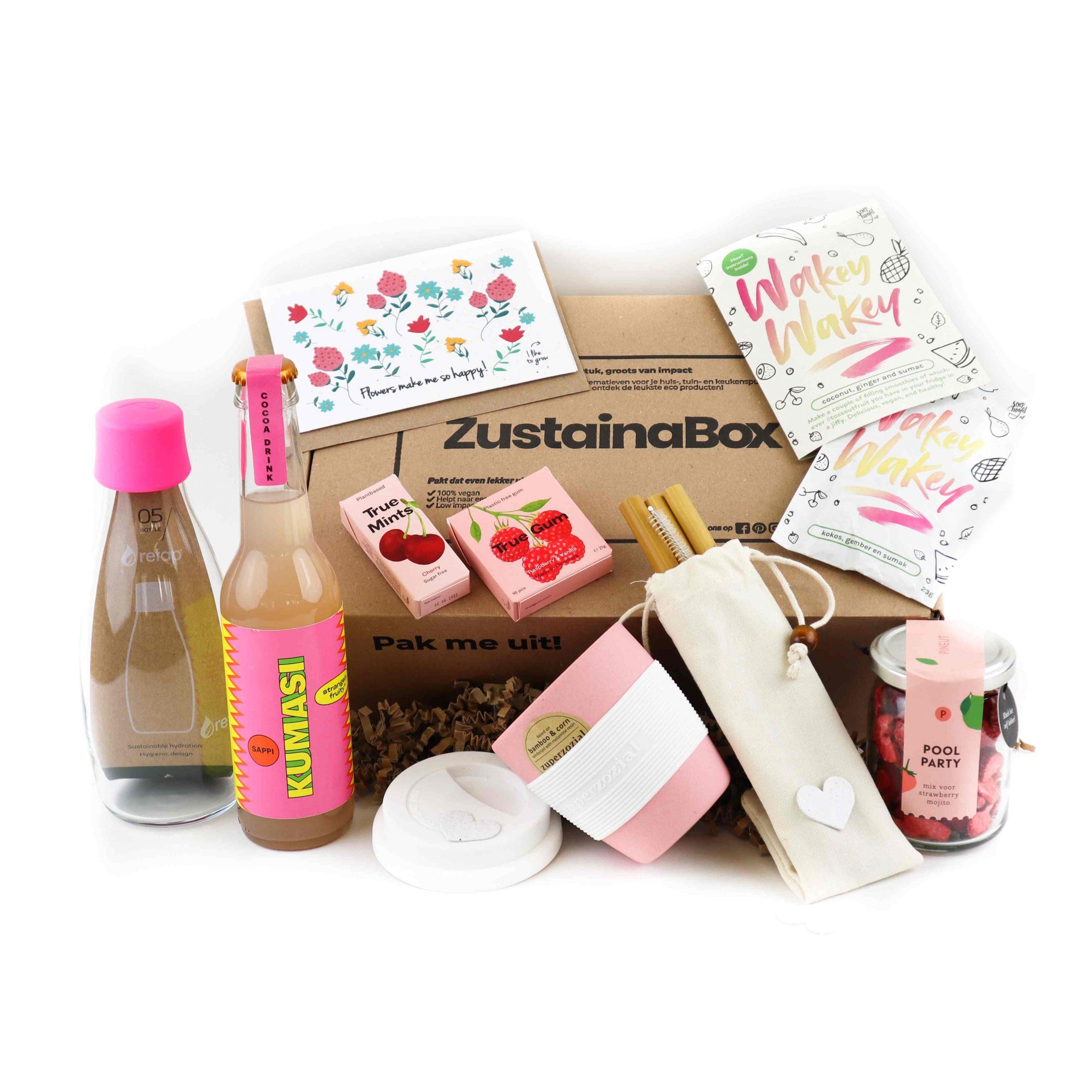 Smoothie Box met Retap fles