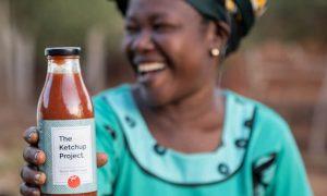 The Ketchup Project merken die voedselverspilling tegengaan