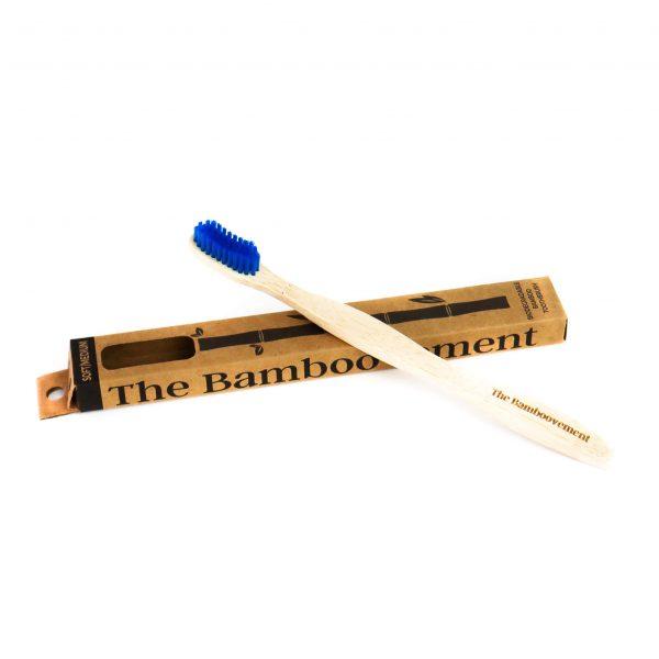 duurzame tandenborstel bambovement