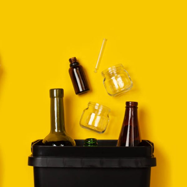 duurzaam afval scheiden