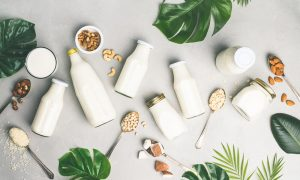 plantaardige melk voordelen mens en milieu
