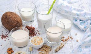 plantaardige melk soorten