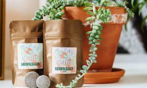 Soil Sisters duurzame planten