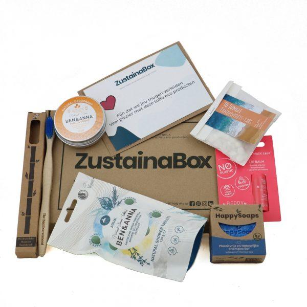 Personal Care Box Duurzaam