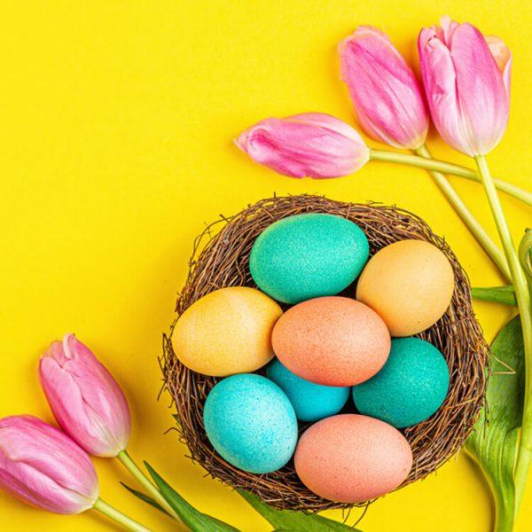 duurzaam Pasen vieren
