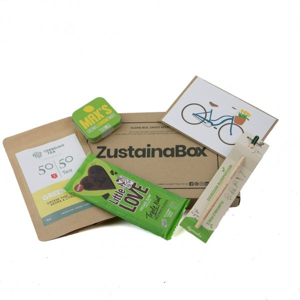 Happy Green PostBox